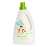 美国babyganics 3倍浓缩天然儿童洗衣液-无香型 1.89L