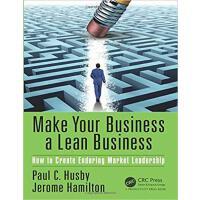 【预订】Make Your Business a Lean Business 9781439829998