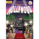英文原版 好莱坞在哪儿? Where Is Hollywood? 中小学读物