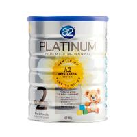 新西兰A2 Platinum酪蛋白婴儿奶粉2段(6-12个月宝宝) 900g