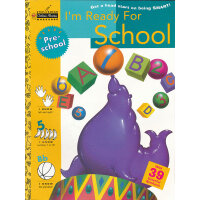 I'm Ready for School (Little Golden Book, Step ahead) 学前准备(金