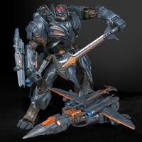 黑曼巴 儿童变形5 威震天机器人 战斗机玩具