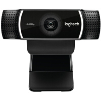 【支持礼品卡】罗技(Logitech)C922 高清网络摄像头 主播网络摄像头