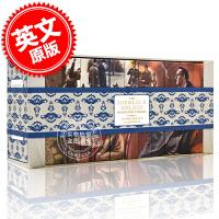 现货 福尔摩斯微型图书馆 英文原版 Sherlock Holmes Miniature Library 夏洛克・福尔摩