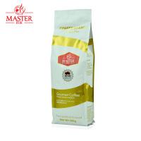 JUJIANG/巨匠 精选金标 曼特宁咖啡豆500g原装进口现磨纯黑咖啡粉
