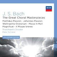 现货 巴赫伟大的合唱名作 12CD
