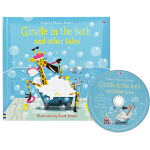Usborne Phonics Stories Giraffe in the bath and other tales