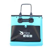 加厚鱼护桶EVA双层防水鱼护包鱼箱活鱼桶垂钓用品渔具