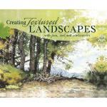 【预订】Creating Textured Landscapes with Pen, Ink and Watercol
