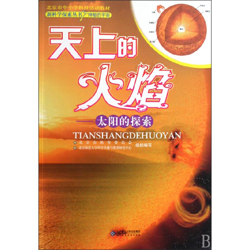 天上的火焰--太阳的探索/新科学探索丛书