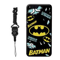 漫威蝙蝠�b超人潮男小米5x/5c防摔小米6/4手�C���性卡通全包�潮 小米5X BATMAN