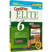 SAP Conquer Elite Level 6 新加坡小学英语写作教辅 级别6 提高版 攻克精英计划 小六会考 六年