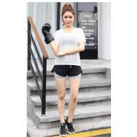 五件套显瘦健身房运动服女跑步裤长袖衣服速干衣女性瑜伽服套装支持礼品卡支付