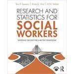 【预订】Research and Statistics for Social Workers 978113819103