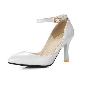 O'SHELL欧希尔春季上新007-66-1韩版女士单鞋
