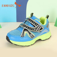 【1件2折后:44.6元】红蜻蜓童鞋春秋新男童女童运动鞋儿童宝宝鞋子运动鞋
