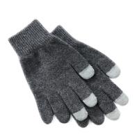 触屏手套女冬季保暖可爱学生防寒骑行针织男士加绒厚手套