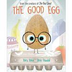 【现货】英文原版 优良蛋 The Good Egg 4-8岁儿童绘本 纽约时报畅销书 《坏种子》姊妹作 大开本精装 9