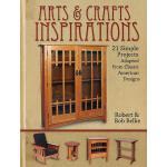 【预订】Arts & Crafts Inspirations: 21 Simple Projects Adapted
