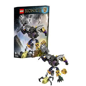 [当当自营]LEGO 乐高 生化战士系列 奥努-大地英雄 积木拼插儿童益智玩具 70789