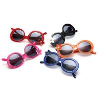 Yinbeler樱花儿童偏光太阳眼镜儿童太阳镜女童墨镜防紫外线偏光公主太阳镜小孩宝宝眼镜潮