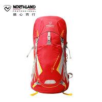 【超级品牌日 聚划算价折上9折】诺诗兰NORTHLAND户外登山徒步双肩包旅行耐磨背包电脑包 B990046