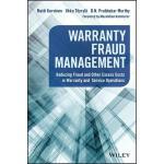 【预订】Warranty Fraud Management (SAS