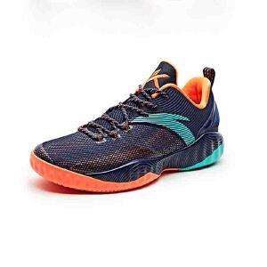 安踏篮球鞋男鞋2019春季新款汤普森要疯运动鞋a-shock低帮篮球鞋