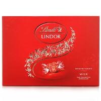 [当当自营] 瑞士进口 瑞士莲 软心牛奶巧克力 14粒装礼盒168g