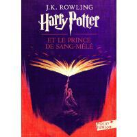 法语原版 哈利波特与混血王子 Harry Potter, VI : Harry Potter et le Prince