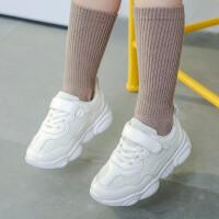 童鞋 儿童鞋夏季男童鞋女童小白鞋低帮运动鞋中大码小孩鞋子男中大童旅游板鞋网面网鞋小熊鞋跑步鞋