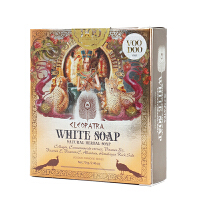 VOODOO 泰国蛇毒 面膜消痘保湿 精油皂70G 控油嫩滑洁面皂