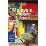 现货 孤独星球 马来西亚、新加坡和文莱旅行指南 14版 2019年出版 英文原版Malaysia, Singapore