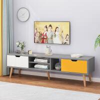 【一件3折】现代电视柜小户型客厅简约经济型欧式组合套装储物家具北欧电视柜