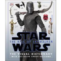 英文原版 星球大战9:天行者崛起 DK视觉词典 图解指南 Star Wars The Rise of Skywalker The Visual Dictionary