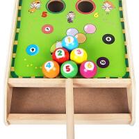 幼儿迷你台球桌球类婴儿童益智弹力1-3岁半2保龄球男孩女宝宝玩具
