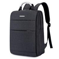 电脑包双肩15.6寸14寸男女休闲防水笔记本电脑包双肩背包