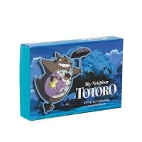 英文原版 宫崎骏 龙猫电影周边 立体便签卡片与信封 吉卜力工作室 进口礼品书 Totoro Pop-Up Noteca