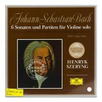 现货 [中图音像]【黑胶】巴赫 小提琴奏鸣曲与变奏曲 3LP J.S. Bach: 6 Sonatas and Par