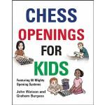 【预订】Chess Openings for Kids