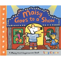 Maisy First Experiences Goes to a Show 小鼠波波去看演出 生活场景体验绘本 幼儿早