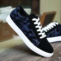 新款休闲鞋男士板鞋潮流时尚男鞋韩版学生运动帆布鞋防滑耐磨男鞋