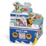 Mini House: Noah's Ark 迷你屋系列:诺亚方舟(卡板书) ISBN9781563056628
