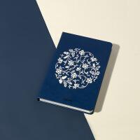 古风本子32k精装本笔记本文具 中国风创意手帐 日记事本复古学生
