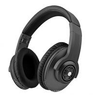WY-G08头戴蓝牙耳机&旋钮式开关控制&差异化产品研发 黑色