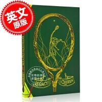 现货 遗产与王后 英文原版 Legacy and the Queen 科比新书 科比・布莱恩特 NBA 青少年体育魔幻