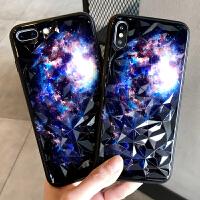 立�w星空�O果XsMax手�C��6p�W�tiPhone7/8Plus���6s潮牌男xr Xsmax 水感立�w 迷幻星空