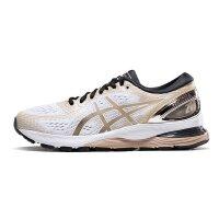 ASICS亚瑟士女款跑步鞋 缓震透气运动鞋秋冬新款 GEL-NIMBUS 21