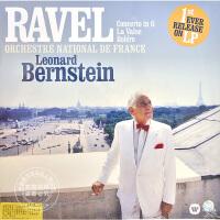 现货 [中图音像]【黑胶】伯恩斯坦指挥的拉威尔G大调钢琴协奏曲 1LP Ravel: Piano Concerto I