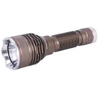 强光手电筒led远射T6氙气充电L2迷你骑行18650手电防身